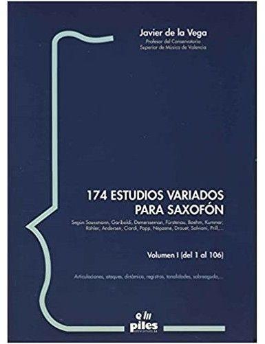 174 ESTUDIOS  VARIADOS...