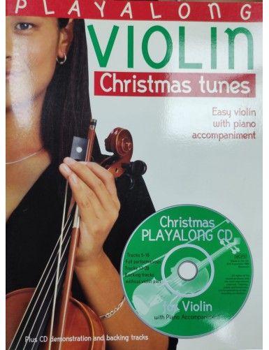 VIOLIN CHRISTMAS TUNES...