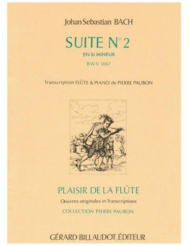SUITE Nº2 SI MENOR BWV 1067...