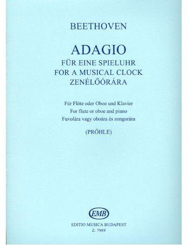 ADAGIO 33/1 FLAUTA Y PIANO...