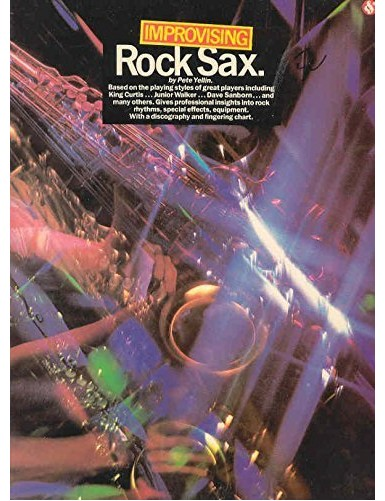 IMPROVISING ROCK SAX -...