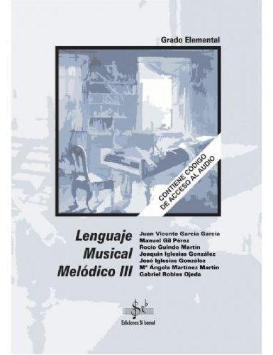 LENGUAJE MUSICAL VOL.3 -...