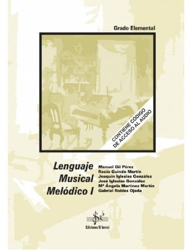 LENGUAJE MUSICAL VOL.5 Y 6...