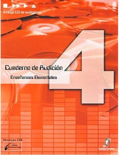 CUADERNO DE AUDICION VOL.4...