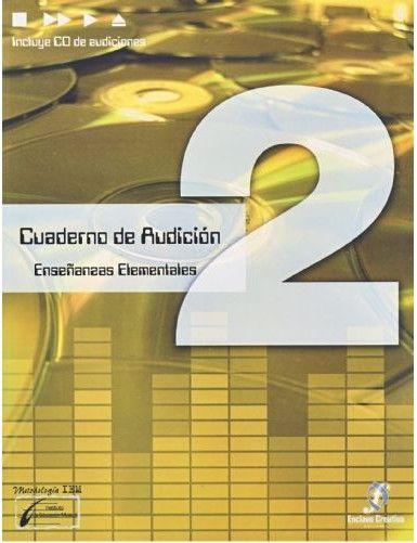 CUADERNO DE AUDICION VOL.2...