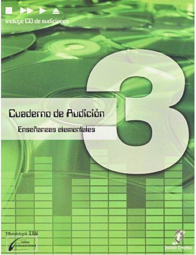 CUADERNO DE AUDICION VOL.3...