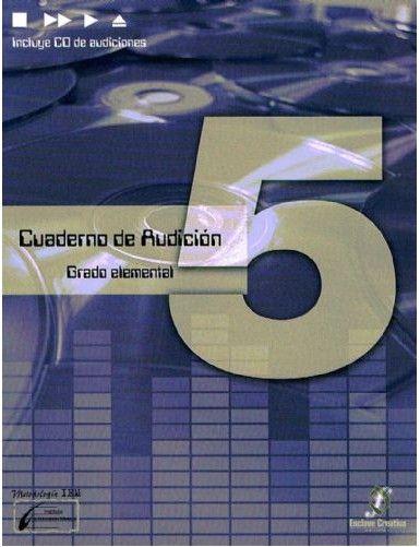 CUADERNO DE AUDICION VOL.5...