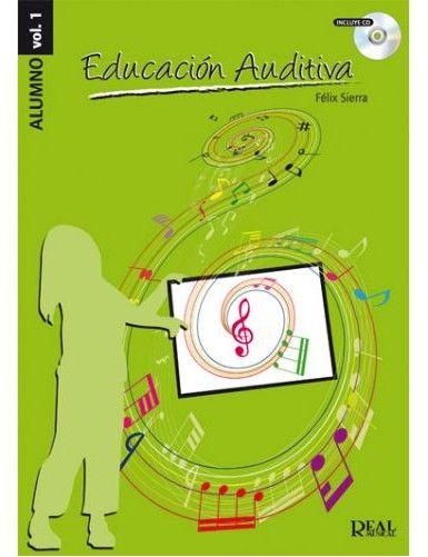 EDUCACION AUDITIVA VOL.1 -...