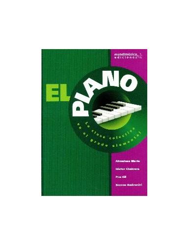 EL PIANO CLASE COLECTIVA...