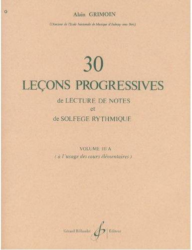30 LECCIONES PROGRESIVAS DE...