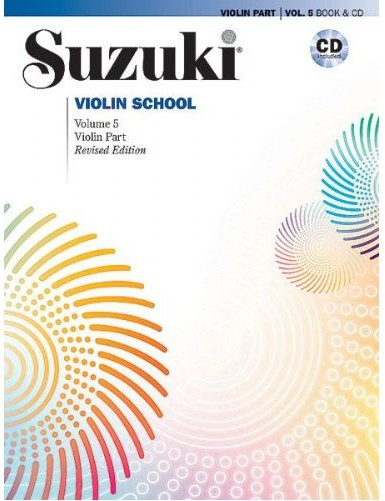 METODO SUZUKI VIOLIN VOL.5...