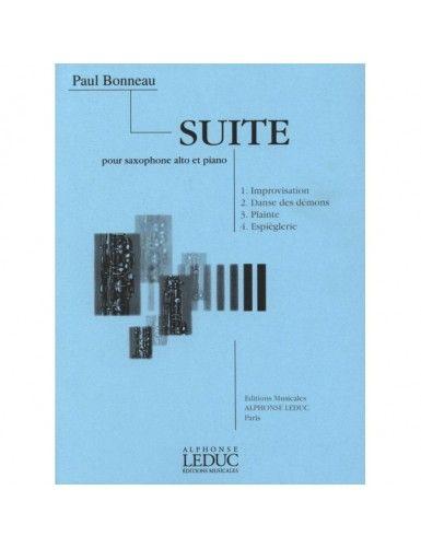 SUITE SAXOFON ALTO Y PIANO...