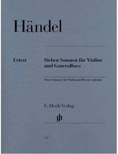 7 SONATAS VIOLIN Y PIANO -...