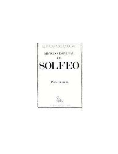 METODO ESPECIAL DE SOLFEO...