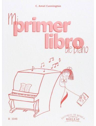 MI PRIMER LIBRO DE PIANO -...