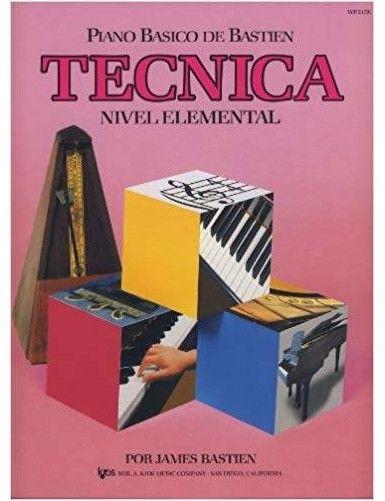 PIANO BASICO TECNICA NIVEL...