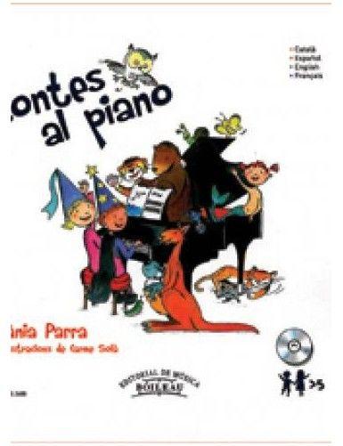 CONTES AL PIANO - PARRA