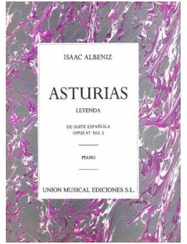 ASTURIAS LEYENDA PIANO DE...