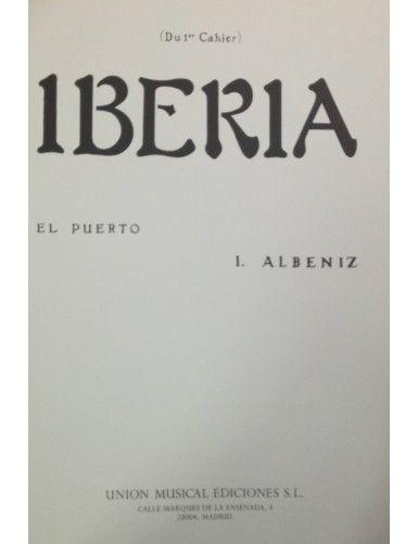 IBERIA. EL PUERTO PIANO -...