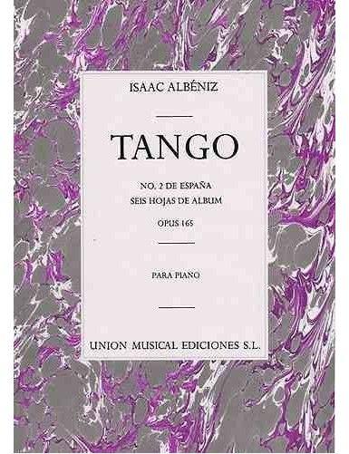 TANGO. Nº 2 DE ESPAÑA, SEIS...