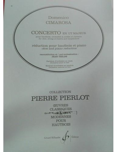 CONCIERTO PARA OBOE Y PIANO...