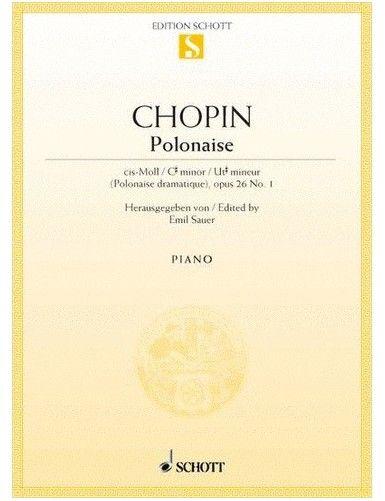 POLONESA OP.26 Nº 1 PIANO -...
