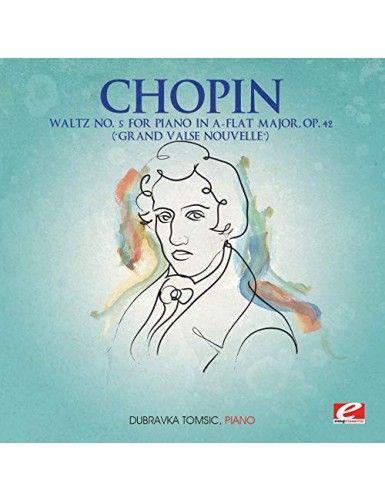 GRAN VALS OP.42 PIANO - CHOPIN