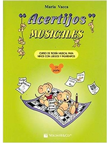 ACERTIJOS MUSICALES 1ª...