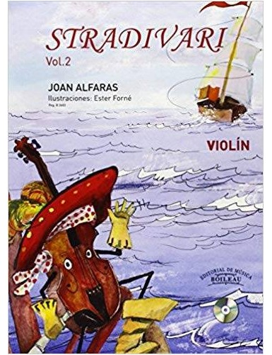 STRADIVARI VIOLIN VOL.2 -...