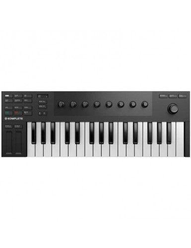 TECLADO MIDI NATIVE...