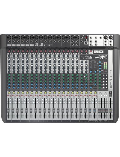 MESA MEZCLA SOUNDCRAFT SC...